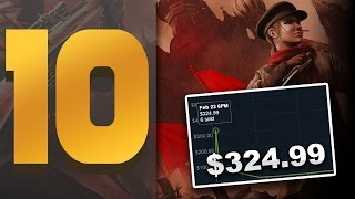 Top 10 Most Expensive Steam Profile Backgrounds (Expensive Profile Backgrounds)