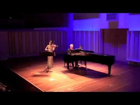 Paderewski Violin Sonata Op.13- Intermezzo