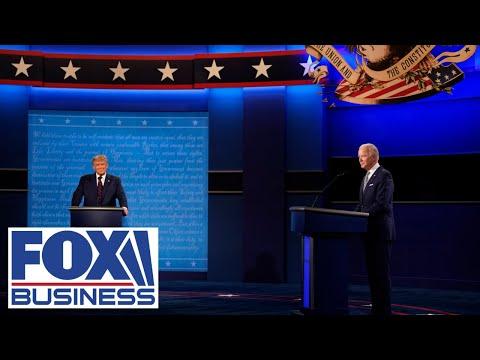 First Trump-Biden presidential debate moderated by Fox News' Chris Wallace
