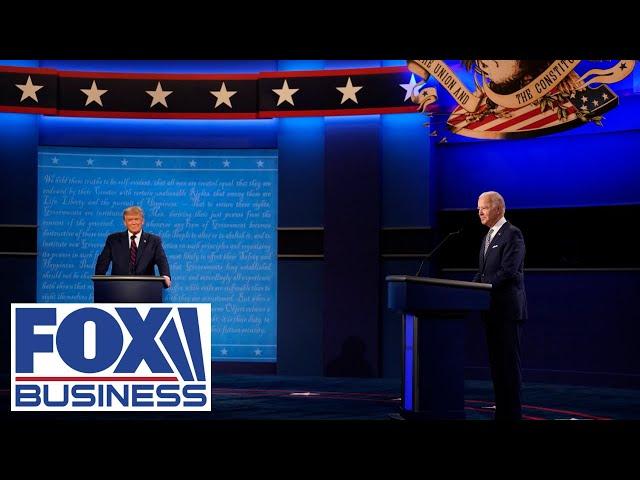 First Trump-Biden presidential debate moderated by Fox News\' Chris Wallace | FULL