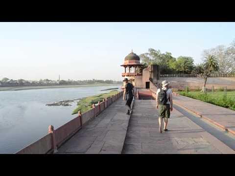 India Travel Vlog - Part One - Delhi to Agra