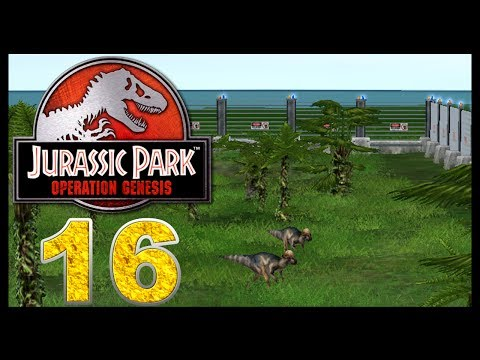 Jurassic Park: Operation Genesis - Episode 16 - Lost World