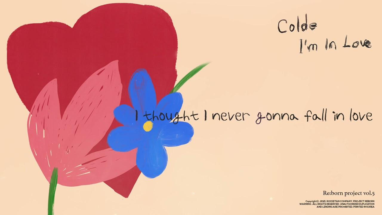 [리본 프로젝트 vol.5] I'm In Love - 콜드 (Colde)