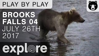 Brooks Falls 04 - Katmai National Park - July 26th, 2017 thumbnail