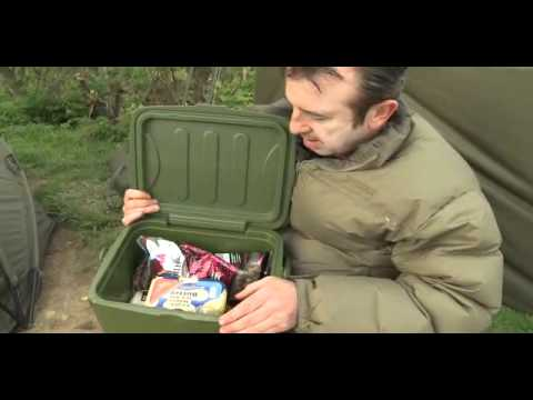 & Trakker Cool Box with Frank Warwick - YouTube Aboutintivar.Com