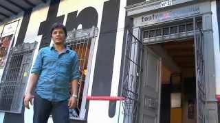 El teatro El Trueque en Enlace