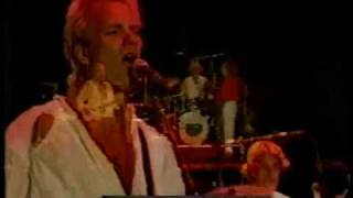 THE POLICE  Synchronicity II Oakland 1983