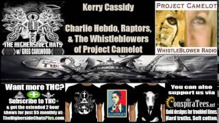 Kerry Cassidy | Charlie Hebdo, Raptor ETs, & The Whistleblowers of Project Camelot