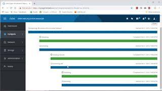 oVirt 4 3 VM Portal - full demo, admin user - Greg Sheremeta