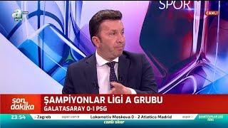 """""""Babel Bencil Davranmasa Gol Olacaktı"""" / Şampiyonlar Ligi Özel / 02.10.2019"""