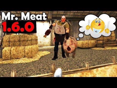 МИСТЕР МИТ НОВАЯ КОНЦОВКА ОБНОВЛЕНИЕ ! - Mr. Meat 1.6.0