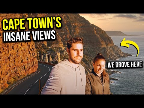 CHAPMANS PEAK - BEST ROAD IN THE WORLD - MAKING IT HAPPEN - VLOG - DAILY VLOG