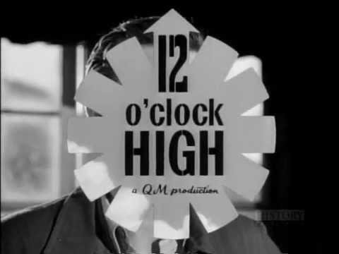 12 OClock High Intro S1 1964