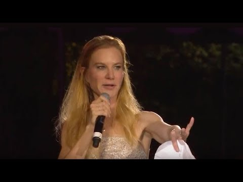 Mount Sinai Crystal Party - Jeannie Gaffigan