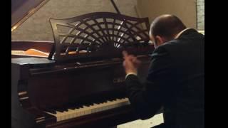Adam Johnson plays Mozart Piano Concerto No. 20 in D Minor K. 466