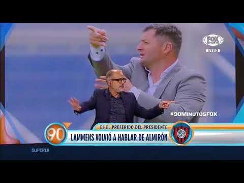 Ruggeri contó anécdota sobre Ramón Díaz