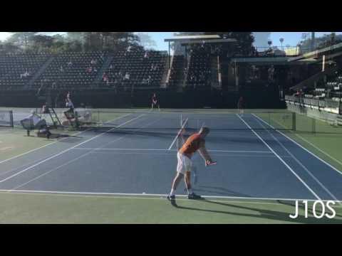 Christian Sigsgaard (Texas) vs Tom Fawcett (Stanford)
