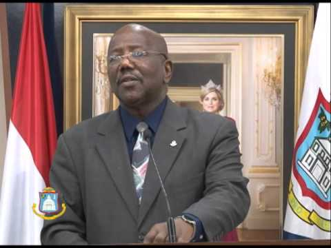 DCOMM SPECIAL: PRESS CONFERENCE PRIME MINISTER  WILLIAM MARLIN 2016 BUDGET DEBATE