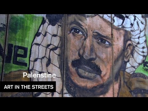 Global Street Art Episode 3 - Palestine - Art in the Streets