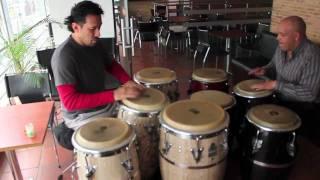 WALTER VALENCIA Y JOSE GREGORIO HERNANDEZ EN COLOMBIA