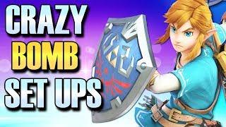 Super Smash Bros Ultimate: Sick Link Gameplay ft. Otakuni