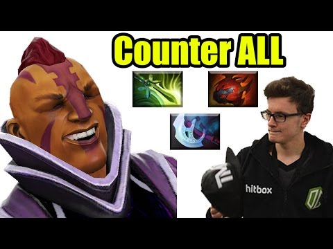 Dota 2 Miracle Anti-Mage - Counter Everything