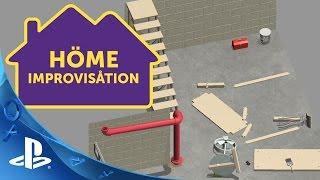 Home Improvisation - Teaser Trailer | PS4