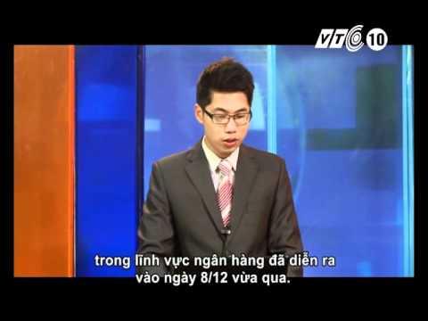 "BUV ""Banking in focus"" - Vietnam Journal 09.02.2012 - VTC10"