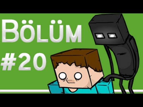 Burak Minecraft'ta Bölüm 20