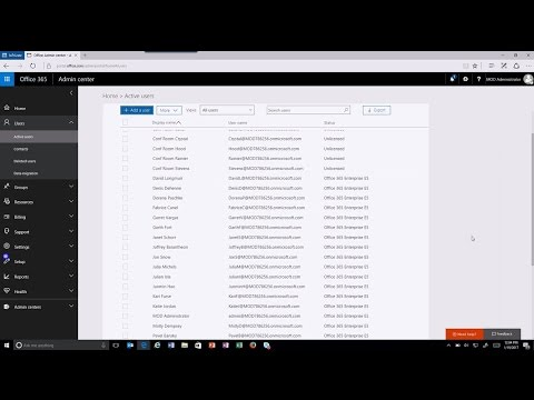 What's new in Office 365 management: Usage reporting, change management and service health