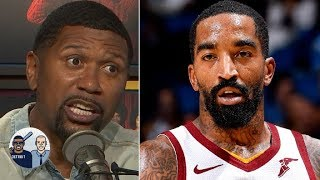 Jalen Rose reacts to the possibility of JR Smith signing with the Bucks | Jalen & Jacoby