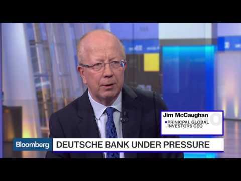 Deutsche Bank Absolutely Needs More Capital - McCaughan - 9 Oct 16  | Gazunda