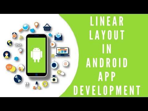 Linear Layout In Android APP Development Tutorial Series In Hindi/URDU 2019 thumbnail