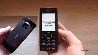 Nokia X2-00 | Review (wallpapers, themes, camera test...)
