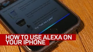 How to use Alexa on your iPhone