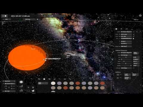 Stars and Planets Scale From Pluto to VY Canis Majoris ...