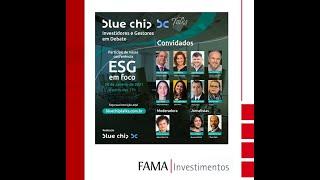 Blue Chip Talks: ESG - Princípios, ações práticas e desafios na seleção de ativos (28/01/2021)