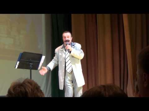 Концерт Вилли Токарева в санатории Россия в Белокурихе 17.06.2013