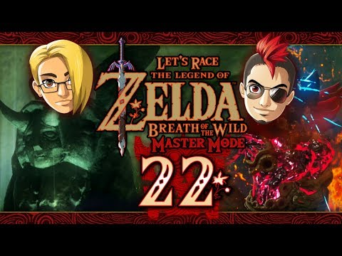 Let's Race: The Legend of Zelda: Breath of the Wild (Master