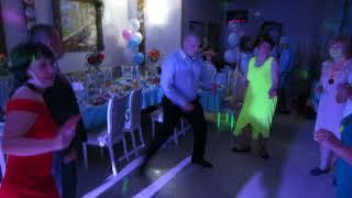 Димон танцует лучше всех. Свадьба. 2018 г.