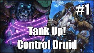 [Hearthstone] Tank Up! Control Druid (Part 1)