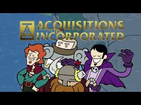 Acquisitions Incorporated - PAX West 2016 D&D Game Mp3