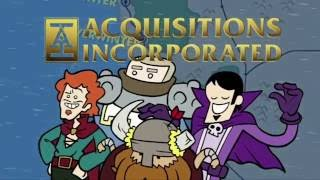 Picking up where 'Acquisitions Incorporated: The Series' left off, ...