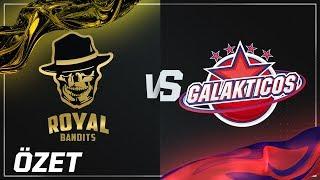 Royal Bandits ( RBE ) vs Galakticos ( GAL ) Maç Özeti | 2018 Kış Mevsimi 5. Hafta