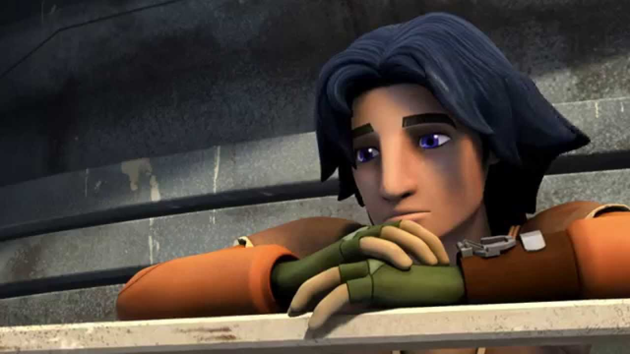 Disney XD España | Star Wars Rebels: Avance exclusivo - YouTube