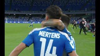 Highlights Coppa Italia - Napoli vs Inter 1-1