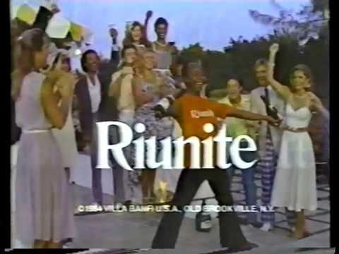 1984 Riunite Champagne Commercial