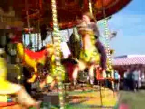 carousel music ride