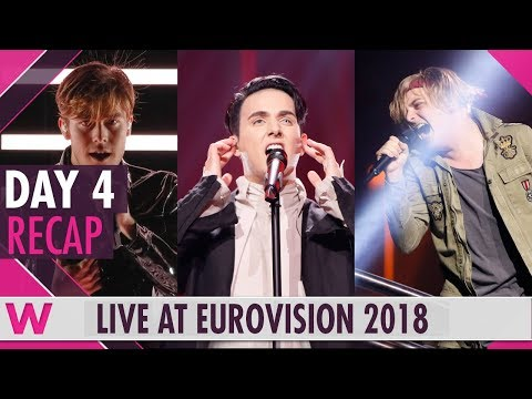 Eurovision 2018: First rehearsals winners & losers Day 4 (Review) | wiwibloggs