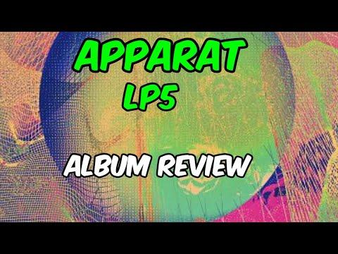 Apparat: LP5 -- ALBUM REVIEW